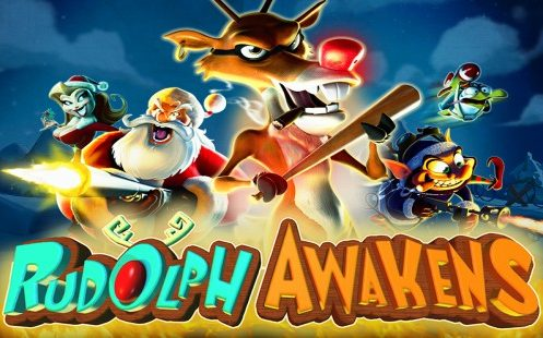 Rudolph Awakens Slot Review