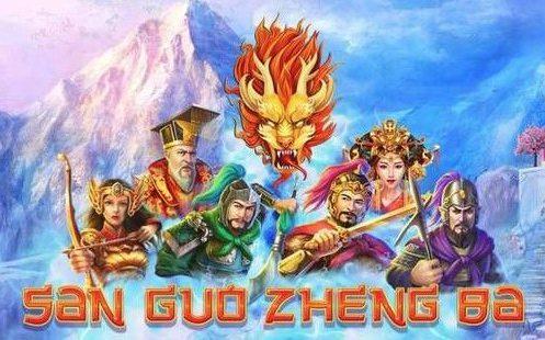 Three Kingdom Wars Slot