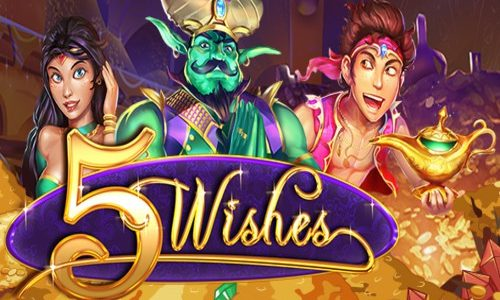5 Wishes Slot Machine Review