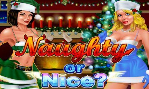 Naughty or Nice Slot Machine By RTG