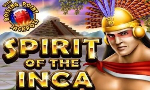 Spirit of the Inca Slot Machine by RTG