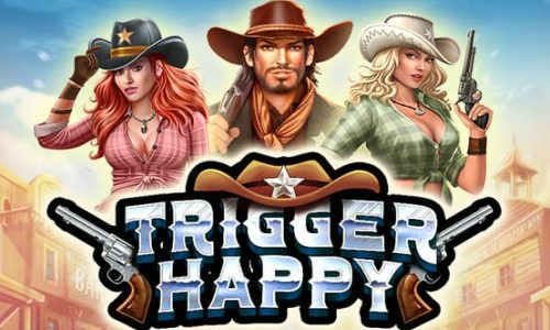 Trigger Happy Slot Machine By RTG