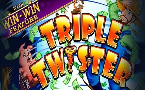 Triple Twister Slot Machine Review