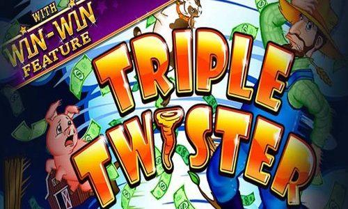 Triple Twister Slot Machine Review