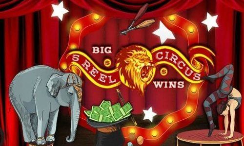 5 Reel Circus Slots Machine