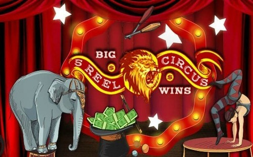 Play 5 Reel Circus Slot Machine Free With No Download