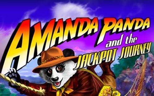 Amanda Panda and The Jackpot Journey Slot Review