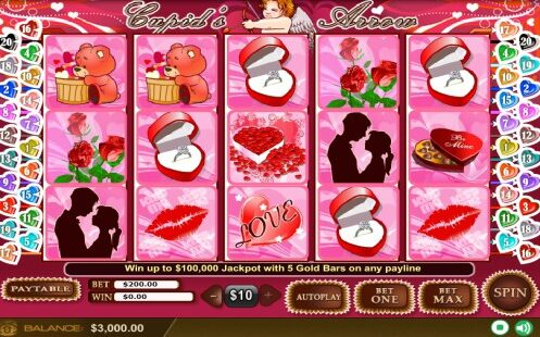 Cupid's Arrow Slot Review