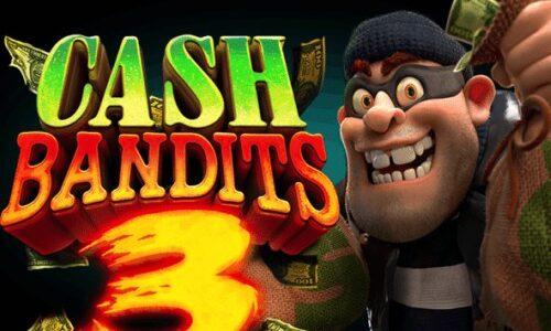 Cash Bandits 3 Slot Machine Review