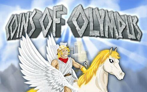 Coins Of Olympus Slot Machine Review