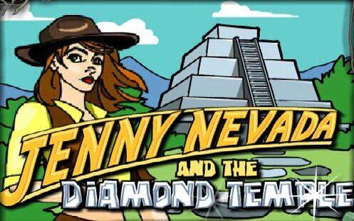 Jenny Nevada and the Diamond Temple Slot Review