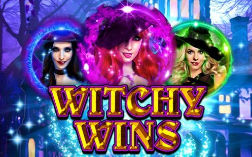 Witchy Wins Slot Machine Review