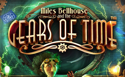 Miles Bellhouse and the Gears of Time slot Review